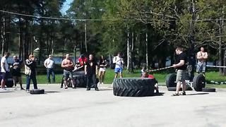 Lõuna-Eesti Vägilane 2014 Meelis Peil ( Vigastus )
