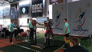 SQ 105, 120,120+kg SELL Games 2014 Tartu