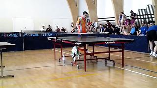 Картузов(Латвия) - Лизи ЛИ (КИТАЙ) Sell Games Igaunija Tartu 16-18 may 2014