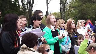Эстония, Таллин, День Победы, 2014