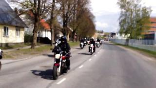 Pärnu 10.05.2014 bike season opening. Пярну открытие байк сезона.