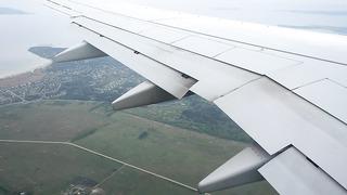 21.05.2014 DY1060 737-800 Landing Tallinn
