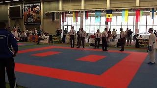 Karate Budo Cup Tallinn 2014, M U16; -57kg, finaal