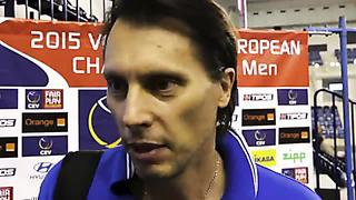 Gheorghe Cretu Eesti Ungari mängujärgne kommentaar