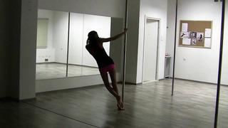 Pole Dance. Tallinn. Julia Kritskaja