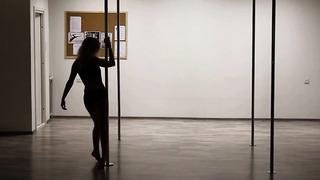 Pole Dance. Tallinn. Olga Anatoljevna