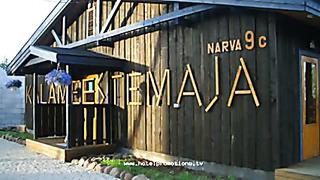 Kalameeste maja, Mustvee, Estonia