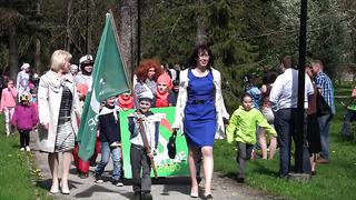 Paide Sookure lasteaia kevadpeo rongkäik 2014
