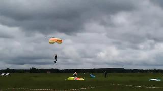 Skydive in Estonia Flight's day in Kohtla Jarve
