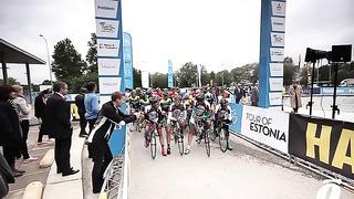 Tour Of Estonia start