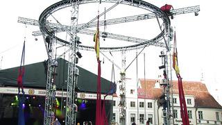 Ott Lepland - Tallinn Old Town Days opening ceremony