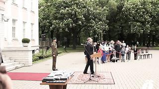 Eesti sõdurid on Afgaanist kodus tagasi
