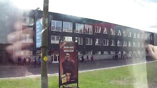 Estonia Tallin Автобусная Экскурсия май 2014 часть 1