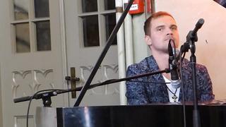 Ott Lepland- Sülita vaid allatuult (Heategevuskontserdil Tartu Peetri kirikus)