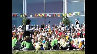 Pärnu linna 1. koolieelikute laulu -ja liikumispidu