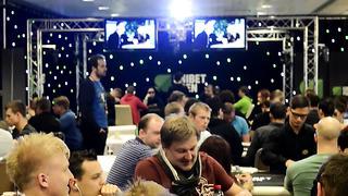 Unibet Open Tallinn 2014 Journaal - Dag 1b_ Moolhuizen houdt hoog