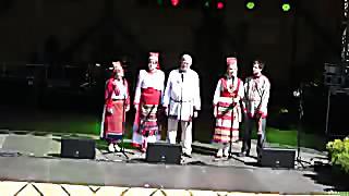Эрзянский фолк. ансамбль«Вастома». Эстония