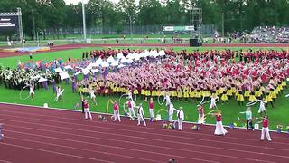 Tartu Võimlemispidu 2014-Finaal Üheskoos-03.06.14