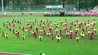 Tartu Võimlemispidu 2014-Südamesõbrad-03.06.14