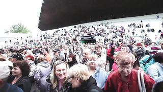 Концерт группы «Дюна» на юбилее газеты «МК-Эстония»