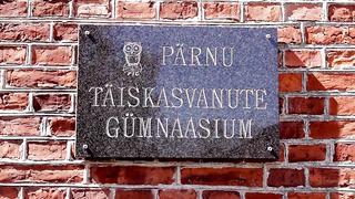 Pärnu Täiskasvanute Gümnaasiumi tutvustusfilm.