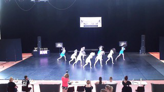 TÜ ASK Next _ Dance Festival Golden Cup 2014 _ Jazz Dance Adults Group _ Final