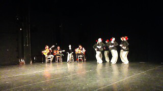 Farruca_ por Duende Tartu, Antón, Artjom y Jorge. Flamenco en Tartu (Estonia)