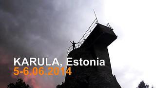Climbing camp Karula, Estonia 2014 - Скалолазный лагерь Карула, Эстония 2014. club7winds_com