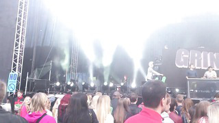 David Guetta in Tallinn 13.06.2014 (Разогрев)