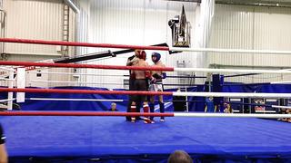 Eesti Muay Thai Liiga - Fabio Souza vs Taavi Eigo