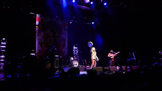 Robert Plant and The Sensational Space Shifters - Black Dog (live @ Tallinn, Estonia 2014)