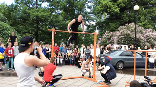 Street workout tallinn estonia 2014[1]