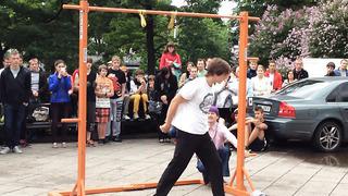 Street workout tallinn estonia 2014[7]