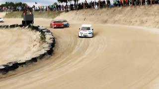 SuperCar Finaal - 2014 Olerex Eesti meistrivõistluse 2 etapp rallikrossis