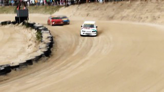 SuperCar Finaal - 2014 Olerex Eesti meistrivõistluse 2 etapp rallikrossis[1]