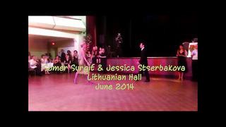 Toronto Tango Festival 2014 - Somer Surgit & Jessica Stserbakova (Turkey _ Estonia)