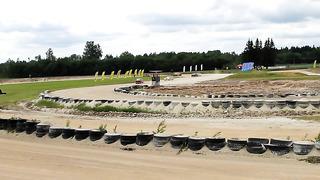 TouringCar Finaal - 2014 Olerex Eesti meistrivõistluse 2 etapp rallikrossis