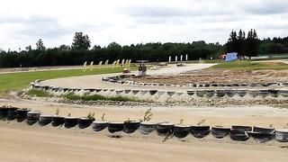 TouringCar Finaal - 2014 Olerex Eesti meistrivõistluse 2 etapp rallikrossis[1]