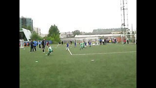 Звёздная U7 - Viru Star (Эстония) U7 = 8_0 - JUNIOR FOOTBALLER CUP 2014