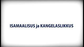 Ajalugu, mis ühendab Eesti ühiskonda =