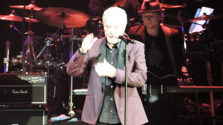 Delilah by Tom Jones LIVE 17.06.2014 Tallinn