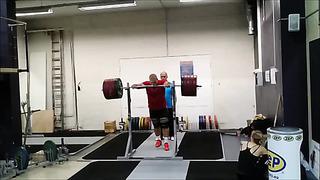 Mart Seim Squat_kükk 320kg 10x (EESTI TUGEVAIM MEES)