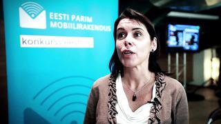 Eesti parim mobiilirakendus 2014_ Katri Ristal