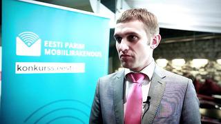 Eesti parim mobiilirakendus 2014_ Margus Simson