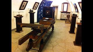 Photo Museum In The Town Councils, Prison - Estonia. Tallinn
