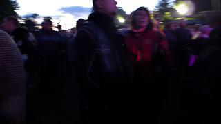 Panasonic LX7 (vs TL350 _ WB2000) - Kolumbus Kris Tartu jaaniõhtul Raadi mõisapargis 2014