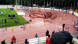 Relay 4x400 women ETC Tallinn 2014