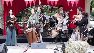 Els Berros de la Cort ( Kataloonia ) at the festival _PÄRNU HANSAPÄEVAD_ 2014