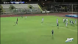 La Fiorita 0 -1 Levadia Tallinn, Match Highlights