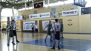 EYBL U16.KA Tallinna Kalev - Honka